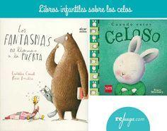 libros para niños sobre los celos