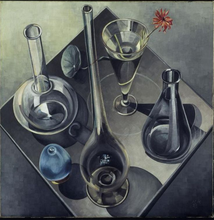 Hannah Höch (German, 1889-1978) Glass, 1927 via desimonewayland Museumslandschaft Hessen Kassel, Germany