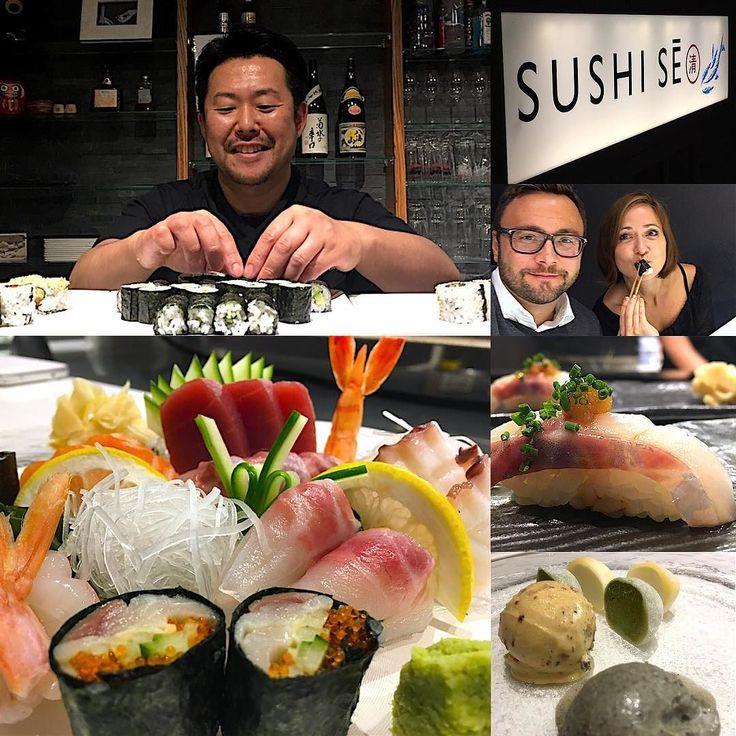 Sushi-Meister Kentaro Yamaguchi präsentiert in seinem Restaurant SUSHI SĒ traditionelles und sehr authentisches Sushi in hervorragender Qualität  mit Ernst Verve und großer Leidenschaft! Murmelz. Food & Travel. sucht das Beste Sushi in München - mehr auf www.Murmelz.com  Bitte schenkt uns Eure LIKES und teilt uns mit Euren Freunden. Bitte schaut auch auf unsere Website liked unser Instagram-Profil &folgt uns auf Facebook @MurmelzFoodandTravel - Merci!  #SushiSe #KentaroYamaguchi #Sushi…