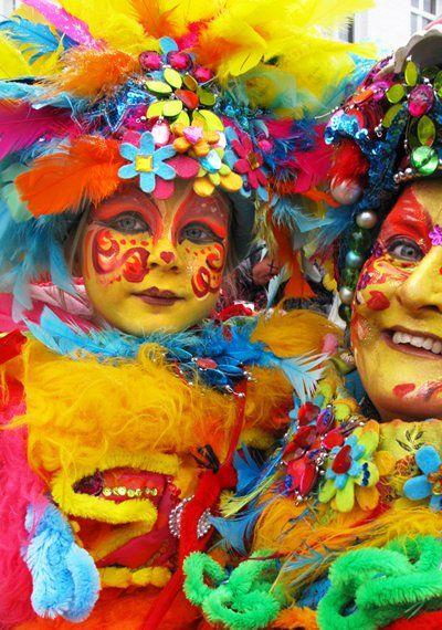 Carnaval, Maastricht, Netherlands