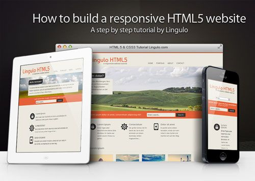 18 Detailed HTML5 Website Layout Coding Tutorials