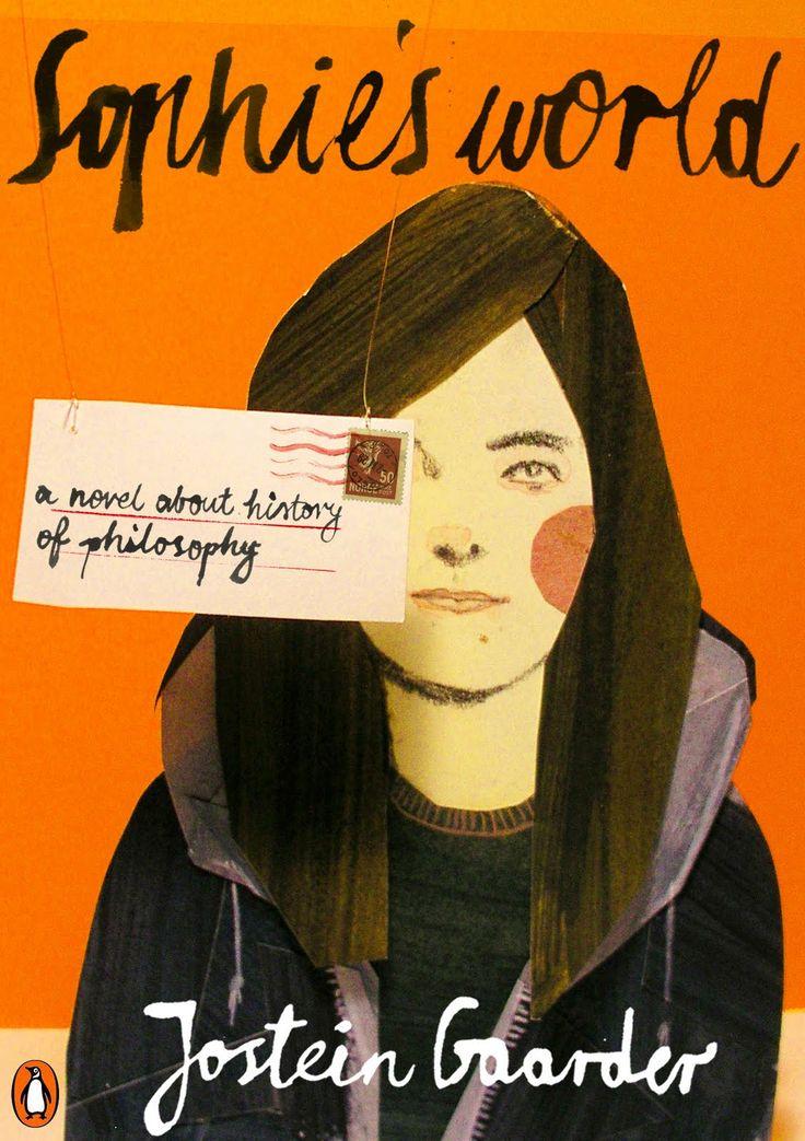 Marta Długołęcka: Sophie's World... a book about philosophy