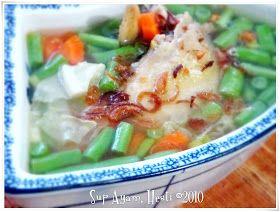 HESTI'S KITCHEN : yummy for your tummy: Sup Ayam