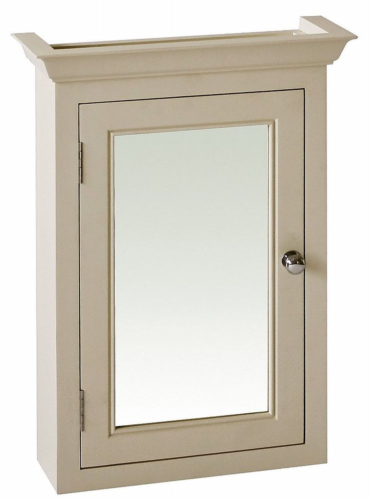 Neptune - Chichester 500mm Door Wall Cabinet. Click for larger image