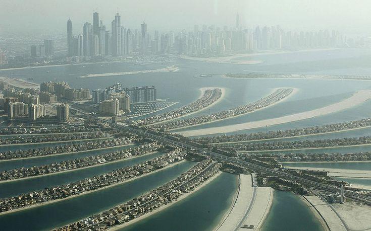 Fotos aéreas mostram contornos das ilhas artificiais de Dubai - Fotos - UOL Viagem
