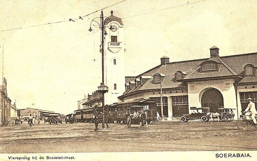 Tempo Doeloe # 2 - Surabaya, 1920