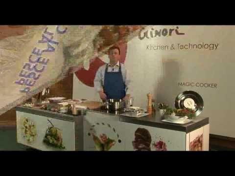 magic cooker pesce - YouTube