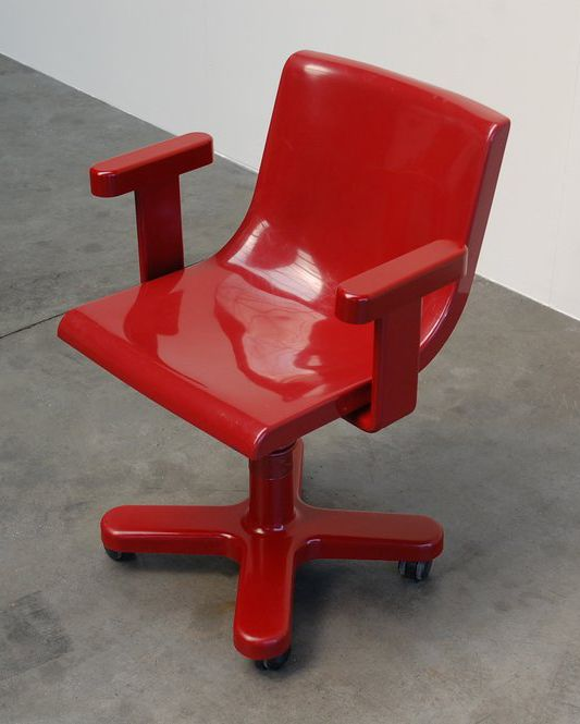 Olivetti Synthesis Desk Chair By Ettore Sottsass. 1973. ABS Plastic And  Metal. StuhlLichtplanungModernes DesignIndustrielles ...