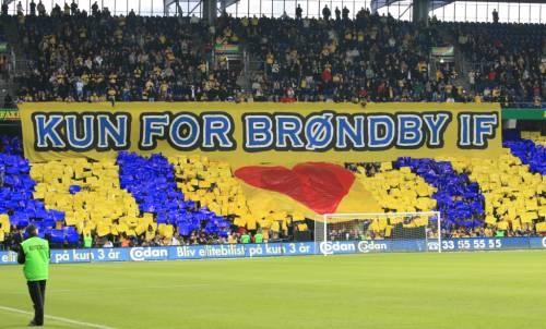 Kun for Brøndby IF.