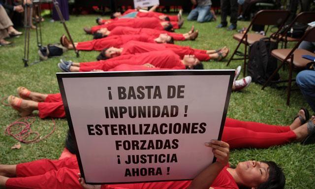 El caso de esterilizaciones forzadas durante el gobierno de Alberto Fujimori sigue abierto