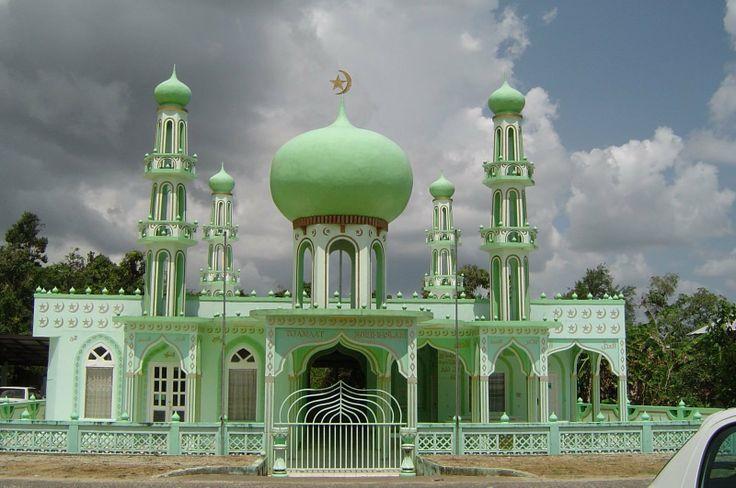 Suriname Mosque