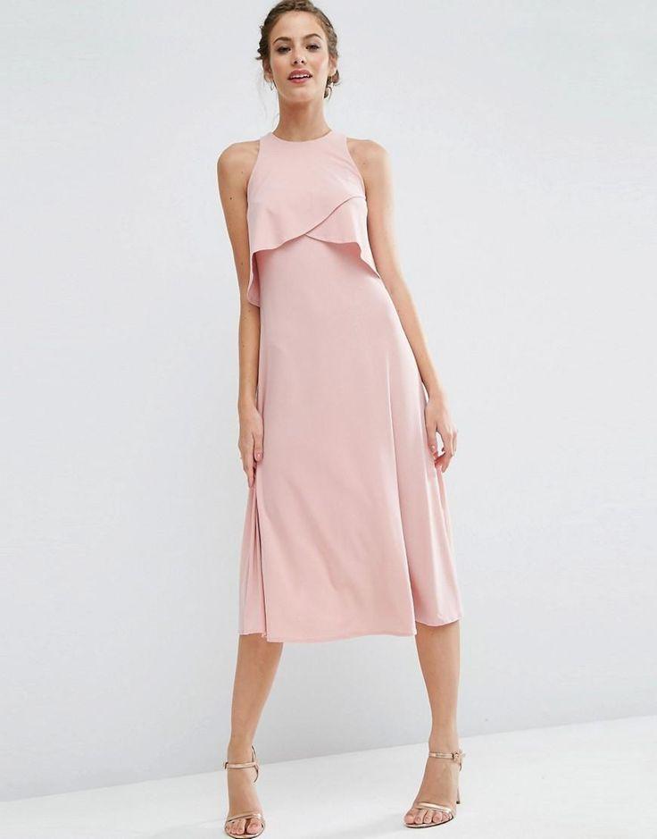 Best 25 Bridesmaid Midi Dresses Ideas Only On Pinterest