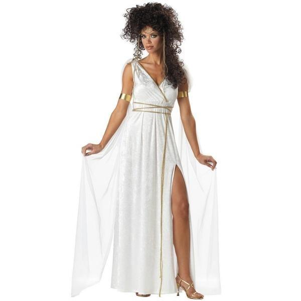 Купить карнавальное платье греческой богини