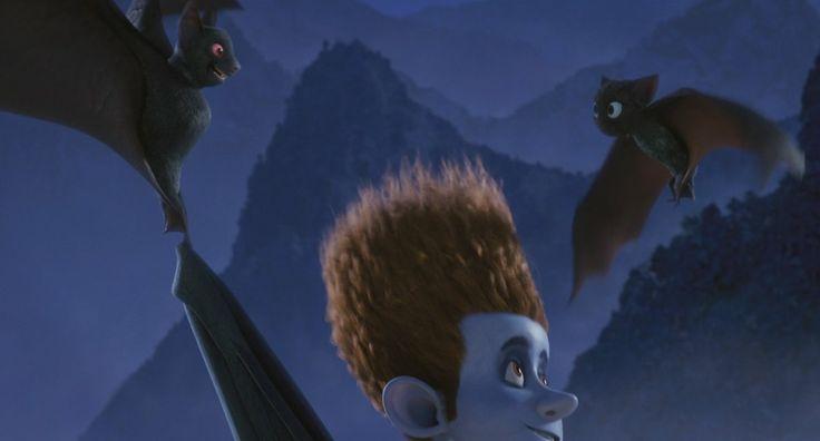 mavis and her dad as bats   Mavis   Pinterest