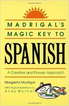 Anyone can read, write, and speak Spanish in only a few short weeks with this unique and proven method, which completely eliminates rote memorization and boring drills.