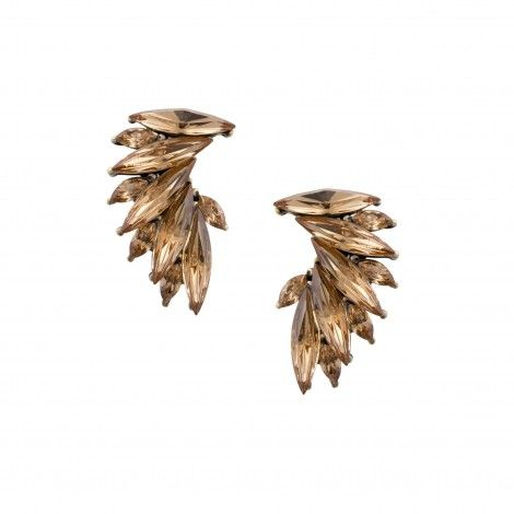Celebrate Australia Day @Matty Chuah Design Keeper with Australian Made & Australian Designed products. Wing Earrings $79 http://www.thedesignkeeper.com.au/product-category/the-fashion-obsessed/jewellery/