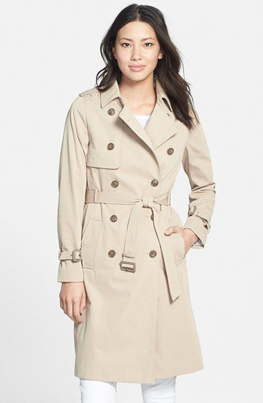 1000 Ideas About Long Trench Coat On Pinterest Trench