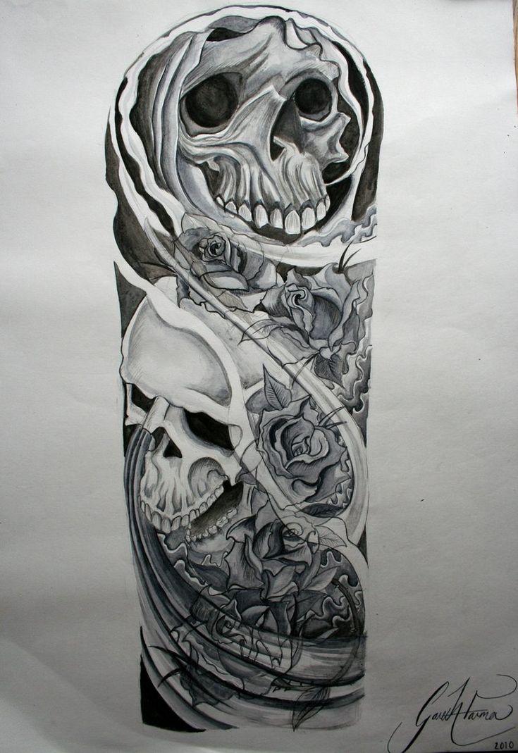 Good sleeve tattoos best tattoos for men tatueringar for Tattoo sketches for men