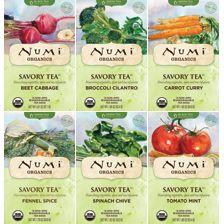 Savory Teas?  I sooooooooooo want to try these......   Not at $40 but I really am curious...  carrot curry, spinach chive...