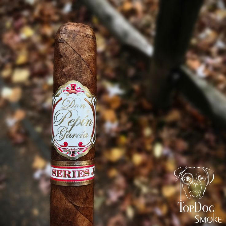 A walk in the park with Don Pepin Garcia. First try of the #seriesjj #donpepingarcia #cigars #cigar #cigarsociety #cigaraficionado #topdogsmoke