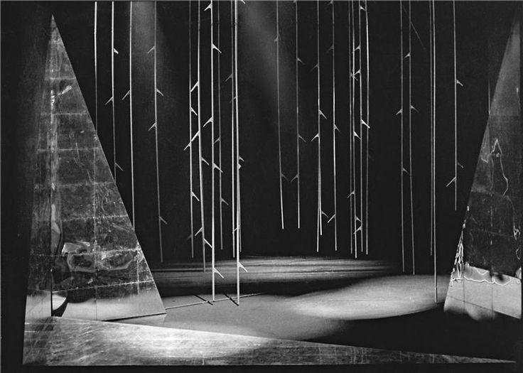 Josef Svoboda – Light and Shadows   Graphicine