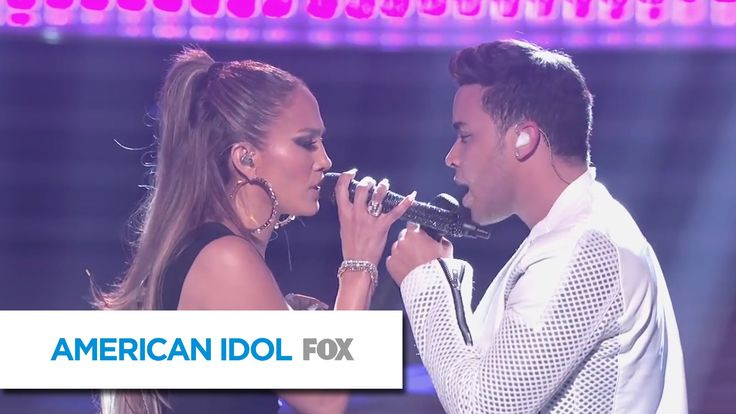 "Prince Royce with Jennifer Lopez and Pitbull, ""Back it Up"" - AMERICAN ID..."