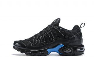 88305e4af88f Drake Reveals A Custom Nike Air Max Plus For Stage Use Black Blue Sneakers Men s  Running Shoes