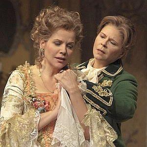 Susan Graham and Renee Fleming, Der Rosenkavalier.