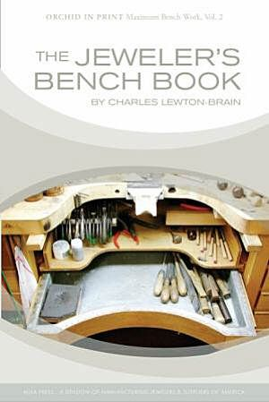 The Jewelers Bench Book // A book for those looking for information on choosing the right bench / And how to modify it for efficiency. // $21 on Ganoksin // #jewelrymaking