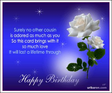 1000+ images about Happy Birthday Cousin on Pinterest | I pray, Happy birthday wishes and Love ...