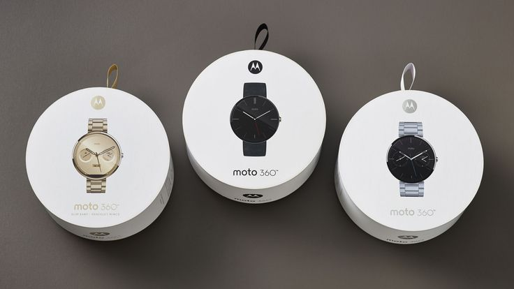 Moto 360 Packaging | Watch packaging | Beitragsdetails | iF ONLINE EXHIBITION