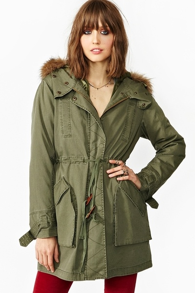 Downtown Parka - Lyst
