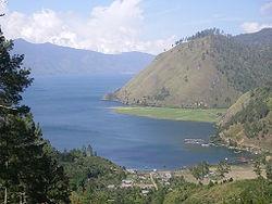 Danau Laut Tawar, Dataran Tinggi Gayo, Kabupaten Aceh Tengah, Nanggröe Aceh Darussalam, Indonesia