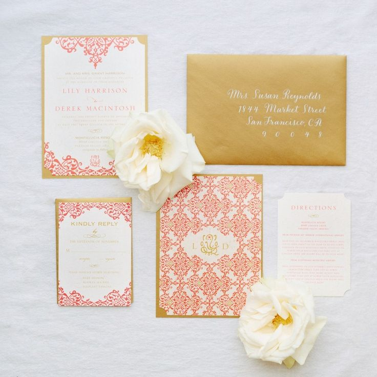 How to Design Your Wedding Invitations 440