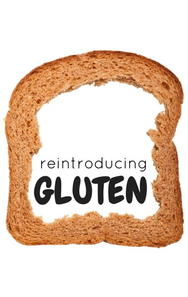 Dr. Oz talked about how to reintroduce gluten back into your diet without the bad side effects with the help of Dr. Susan Blum. http://www.wellbuzz.com/dr-oz-diet/dr-oz-reintroduce-gluten-back-diet-l-glutamine-benefits/