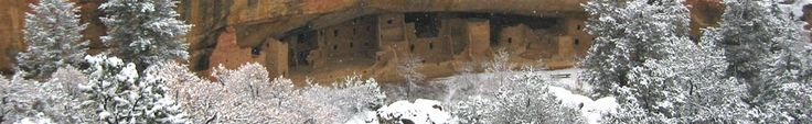 Mesa Verde cliff dwellings on Colorado, inspiration for Jegudun cliff homes.