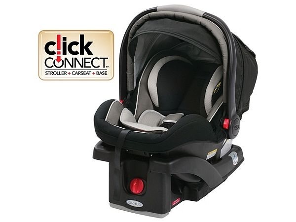 Graco Snugride Classic Connect  Infant Car Seat Link