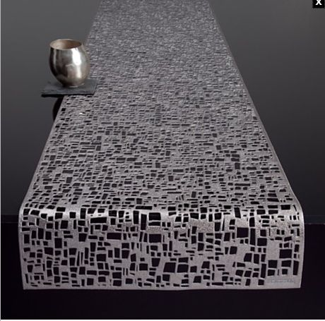 This Laser Cut Modern Runner Available At Bloomindale S