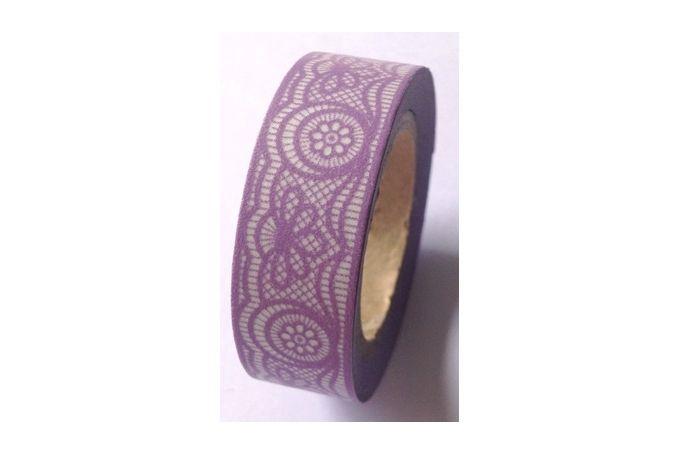 Purple Lace Washi Tape by Sanna se winkel