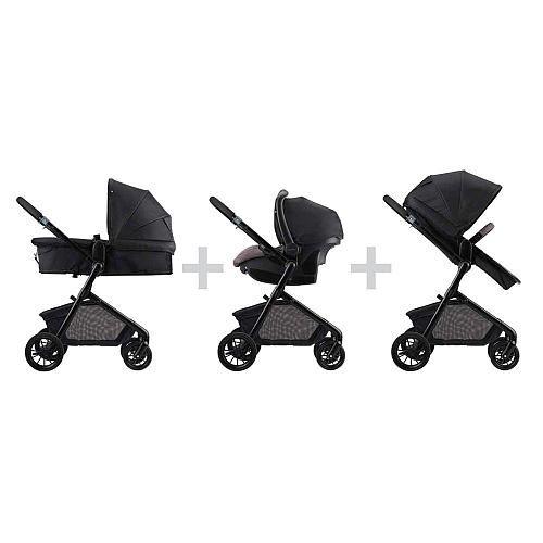 $299 Evenflo Pivot Modular Travel System with Safemax Infant Car Seat