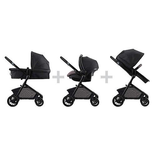$299 Evenflo Pivot Modular Travel System with Safemax Infant Car Seat