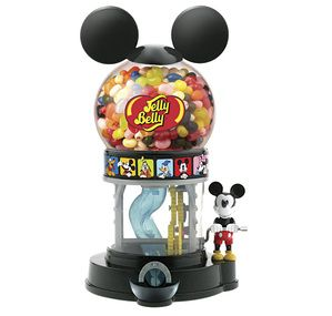 Just found Disney Mickey Mouse Jelly Belly Bean Machine with Jelly Beans @CandyWarehouse, Thanks for the #CandyAssist!