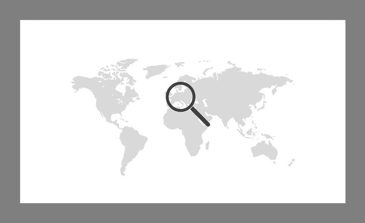 With this map template you can present business analysis on global business activities.