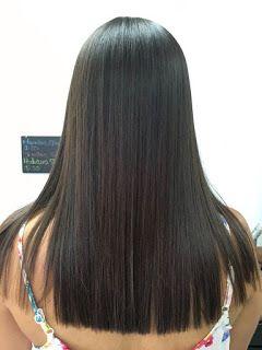 Como hacer cortes de cabello recto