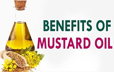 Mustard oil benefits for Skin and Hair