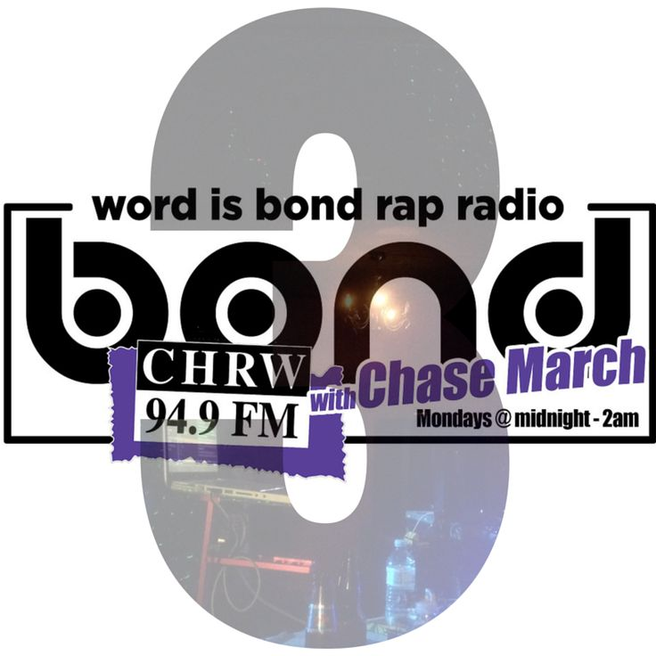 Word is Bond Rap Radio turned 3 with a very special live broadcast that you can now download or stream for free!