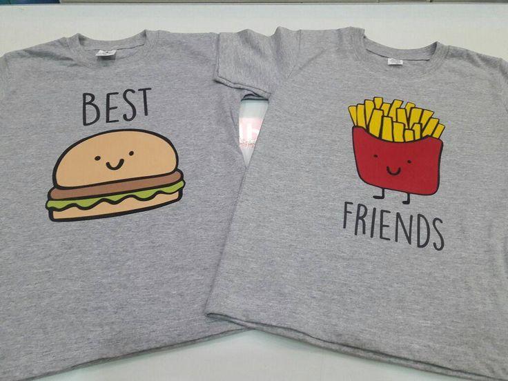 Die besten 25 camisetas para mejores amigas ideen auf for Be creative or die shirt