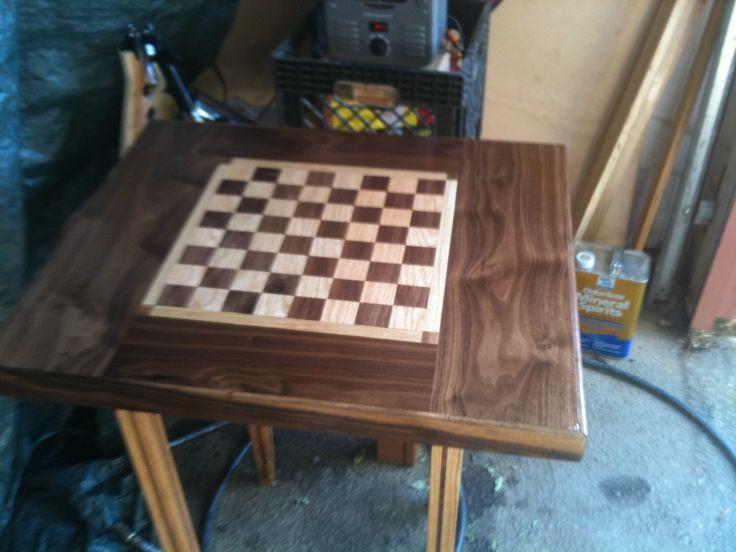 Chess table https://www.etsy.com/shop/RCrandellWoodworking