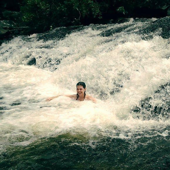 Blumenau 37 E Eu To So Por Esse Tbt Das Cachoeiras Aqui Da Cidade