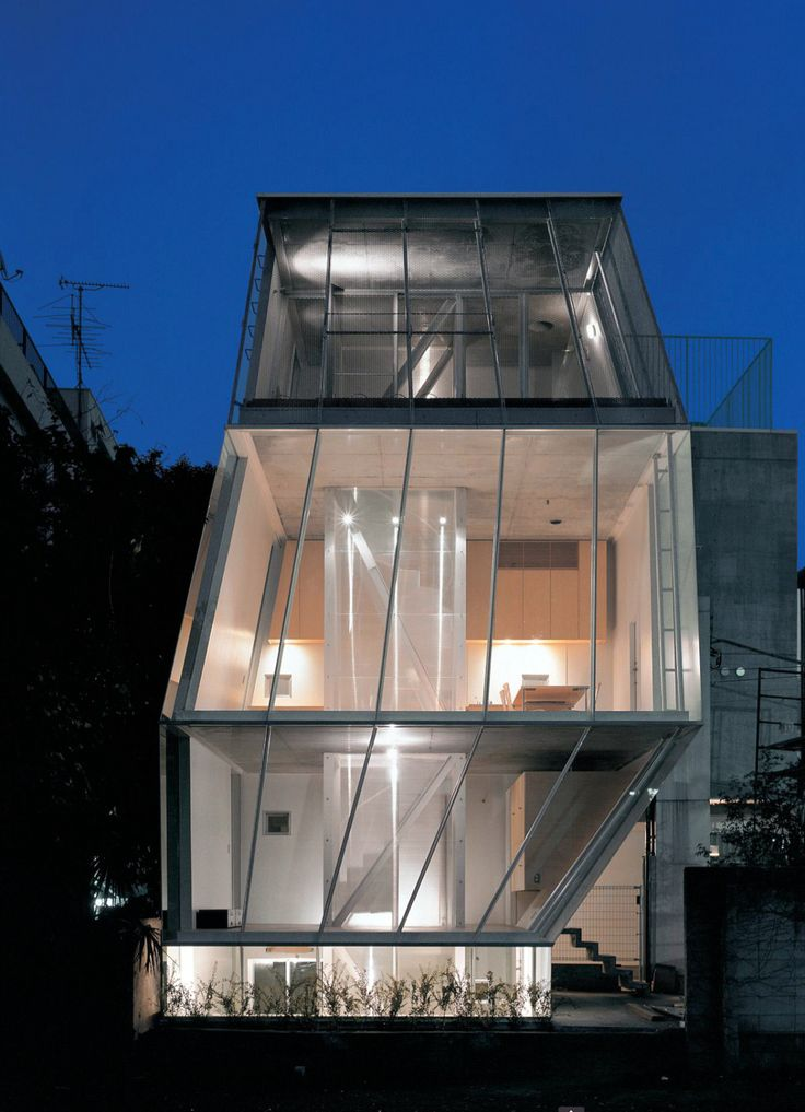 25 best small house by kazuyo sejima images on pinterest for Small home architects